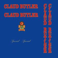 Claud Butler Bicycle Decals, Transfers, Stickers n.40
