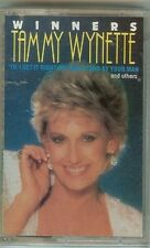 TAMMY WYNETTE - WINNERS - CASSETTE - NEW