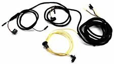 Mustang Tail Light Wiring Harness Coupe & Convertible w/ Boot Sockets 1966
