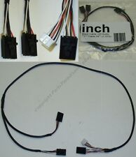 2 CDROM Audio Cable,CD/DVD-Sound Card,2way Y Splitter