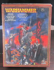 Warhammer Age of Sigmar Dark Elves Batallion brand new in sealed box