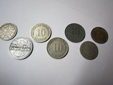 Münzsammlung Deutsches Reich 1898 bis 1939, 7 Stück