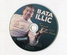 Bata Illic - cd-PROMO - TRÄUMEN KANN ICH NUR IN DEINEN ARMEN © 2014 - 1-Track-CD