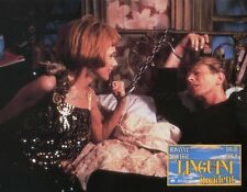 DAVID BOWIE ROSANNA ARQUETTE  THE LINGUINI INCIDENT 1991 VINTAGE LOBBY CARD #9