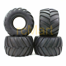Tamiya Tire For 58070 WR02 Wild Willy Lunch Box EP 2WD 1:10 RC Cars #19805213