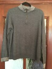 Jaeger XL Jumper New 100% Wool