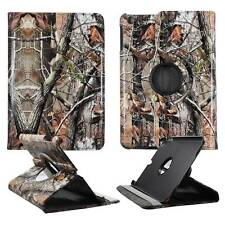 Tablet Camo Brownish Trunk For Apple For Apple Ipad MiniLeather Cover Case