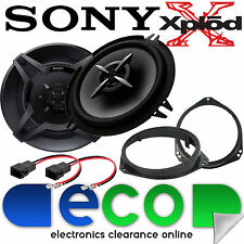 SONY Vauxhall Corsa C 2000 - 2006 13cm 460 Watts 2 Way Front Door Car Speakers