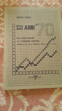 Vincenzo D'Aprile - Gli Anni 70 Dalla Scuola Materna alla Secondaria Superiore