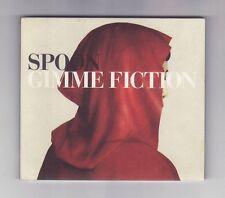 (CD) SPOON - Gimme Fiction / Digipak / AUTOGRAPHED