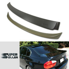 COMBO BMW E90 A ROOF & OE TYPE REAR TRUNK BOOT SPOILER SEDAN 323I 335I 11