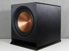 Klipsch Reference R-112 SW 600 watt Powered Subwoofer Front Firing