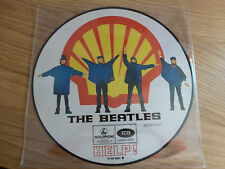 LP.PICTURE THE BEATLES HELP / PRES. HOLLANDAIS  / 500 COPIES.