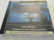 BBC Music - Beethoven / Symphonies Nos 6 (Pastoral) (CD Album) Used Very Good
