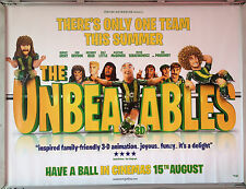 Cinema Poster: UNBEATABLES, THE aka Metegol 2014 (Quad) Rupert Grint