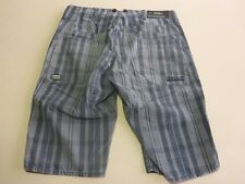 125 MENS EX-COND INDUSTRIE SIDE POCKET CHAR FADE PATTERNED CARGO SHORTS 30 $100.