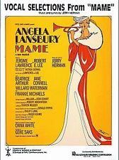 Musicals Ser. Vocal Selections: Mame : Vocal Selections by Jerry Herman (1982...