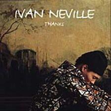 Ivan Neville - Thanks (CD) BRAND NEW