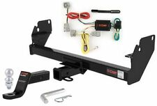 Curt Class 3 Trailer Hitch Tow Package for Toyota Tacoma