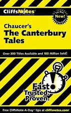 CliffsNotes on Chaucer's The Canterbury Tales (Cliffsnotes Literature Guides) R