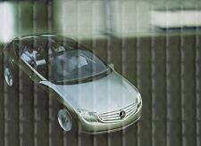 """3D Effetto Adesivo Skin Case Cover (f). 15.6"""" Notebook AUTO MERCEDES NUOVO"""
