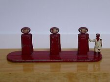 Matchbox Lesney A-1 Accessory Pack Esso Petrol Fuel Pumps (GOOD CONDITION!)