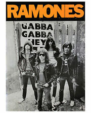 The Ramones Poster, 8x10 Color Photo