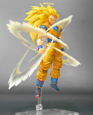 Datong SHF Dragon Ball Z Son Goku Super Saiyan III 3 Kakarotto Action Figure