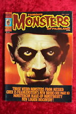 FAMOUS MONSTERS OF FILMLAND #121 WARREN MAGAZINE