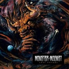 Last Patrol by Monster Magnet (CD, Oct-2013, Napalm Records)