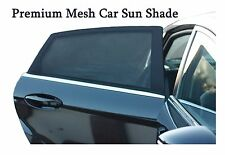 Premium Mesh Car Sun Shades Cover for rear side window | UV Protection| Block...