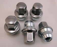 5 New Chrysler Town Country Dodge Caravan Factory OEM Stainless Lug Nuts 12x1.5