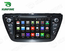 Android 5.1 Quad Core Car stereo DVD Player Gps Navi For Suzuki SX4 S Cross 2014