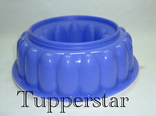 Tupperware Pudding-form Lila-Weiß