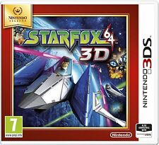 Star Fox 64 3D (Nintendo 3DS) Nintendo 3DS XL PAL Brand New