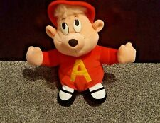 "GUND Alvin and the Chipmunks ALVIN 12"" Plush STUFFED ANIMAL Toy"