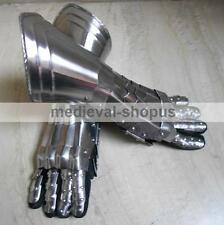 medieval knight gauntlets gothic antique gauntlet gloves replica