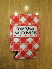 Small Town Brewery Not Your Mom's Ale Beer Soda Koozie Drink Holder