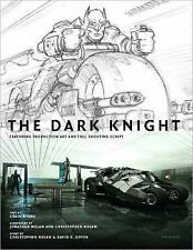 The Dark Knight featuring Production Art and Full Shooting Script, Jonathan Nola