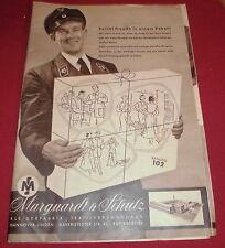 dachbodenfund versandhaus katalog 102 mode heft marquardt & schulz hannover 1954