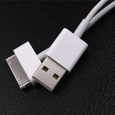 2 Meter USB Sync & Charger Cable Fits For iPhone 4 & 4S, iPad 2 & 1 iPod Touch