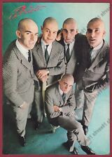 I PELATI 01 GRUPPO MUSICALE SINGERS GROUP MUSICA BEAT MUSIC - OLBIA Cartolina