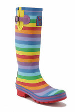 EVERCREATURES RAINBOW WELLINGTON BOOTS