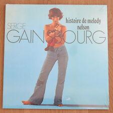 SERGE GAINSBOURG - Histoire de Melody Nelson **180gr LP**LitA (2000 St.)