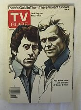 Nov. 27 - Dec. 3 1976 TV Guide magazine ~ STARSKY +  HUTCH cover