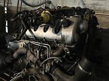 Porsche cayenne turbo 955 engine complete