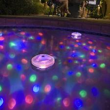 LED Wasserdichter Unterwasser Durable Lichtshow Lampe Partei Licht Pool Neu