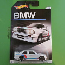 HOT WHEELS 2016 -   BMW  Series -   ´92 BMW M3   -  neu in OVP