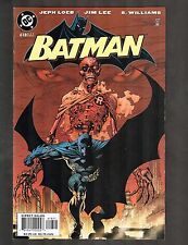 "Batman #618 ~ ""Hush (Part XI of XII) - The Game"" / Jim Lee ~ 2003 (9.2) WH"