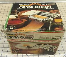 Deluxe Atlas Pasta Queen Noodle Making Machine
